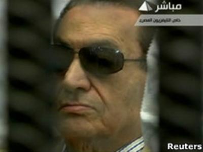 Egypt's Mubarak sentenced to life in prison