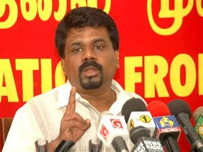 The lowest to the top leadership in the government are criminals – Anura Dissanayake