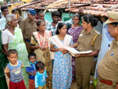 Eight Lankan refugees on indefinite fast at Poonamallee camp