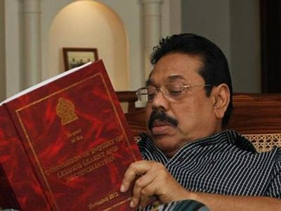 Sri Lankan government to allocate funds in 2013 budget to implement LLRC recommendations