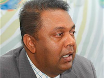 Lanka's main opposition MP apologizes to party's deputy leader for slandering him in raided website