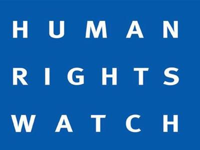 Lanka must act on rights issues: Human Rights Watch