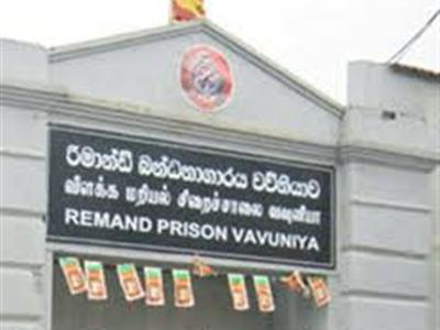 Ex-Tigers on hunger strike in Vauniya jail