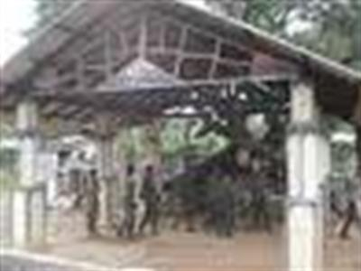 Occupying Sri Lanka Army assaults Saiva priest in Jaffna