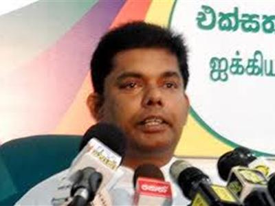 Lankan officials at Olympics deserve Gold Medals - Gayantha